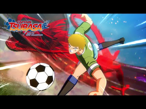 [ES] CAPTAIN TSUBASA Rise of New Champions - DLC 2 & Update Trailer