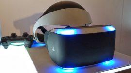 PlayStation VR costará como una consola. 7
