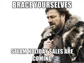 Fecha de las próximas rebajas de Steam (no habrá diarias ni flash) 1