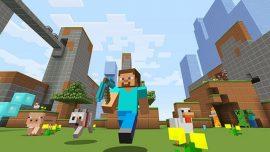 Minecraft es listado para Nintendo Wii U 9