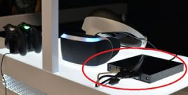 PS VR necesita un procesador externo para mover los juegos 6