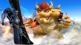 Se presenta Bayonetta para Super Smash Bros 2
