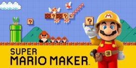 Nuevas fases para Super Mario Maker 10