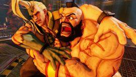 Street Fighter V muestra todos sus modos de juego 6