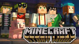 Minecraft: Story Mode llega a Wii U 6