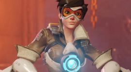 La heroína de Overwatch Tracer llega a Heroes of the Storm 1