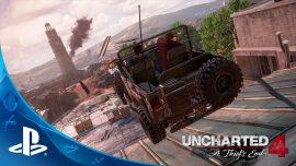 Nuevo contenido de Uncharted 4: A Thief's End 2