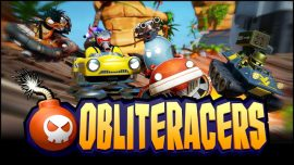 Obliteracers llega a consolas PS4 y ONE 4