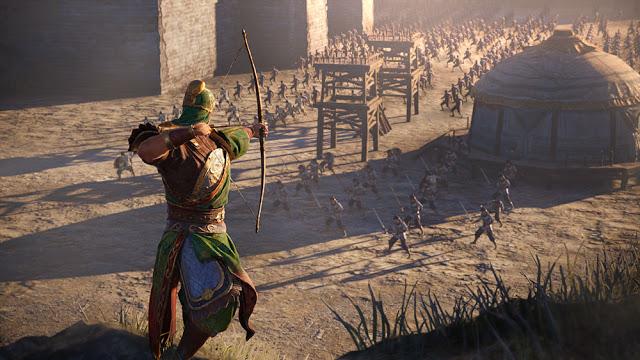 Dynasty Warriors 9 muestra nuevas imágenes e información relativa a su mundo, misiones... 9