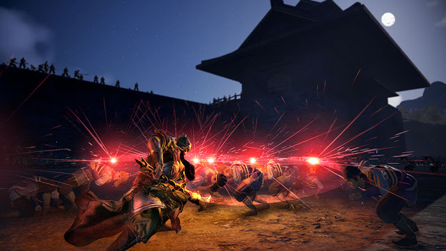 Dynasty Warriors 9 muestra nuevas imágenes e información relativa a su mundo, misiones... 10