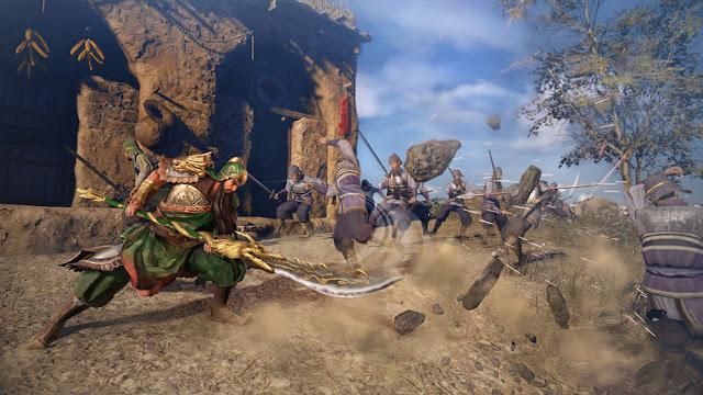 Dynasty Warriors 9 muestra nuevas imágenes e información relativa a su mundo, misiones... 3