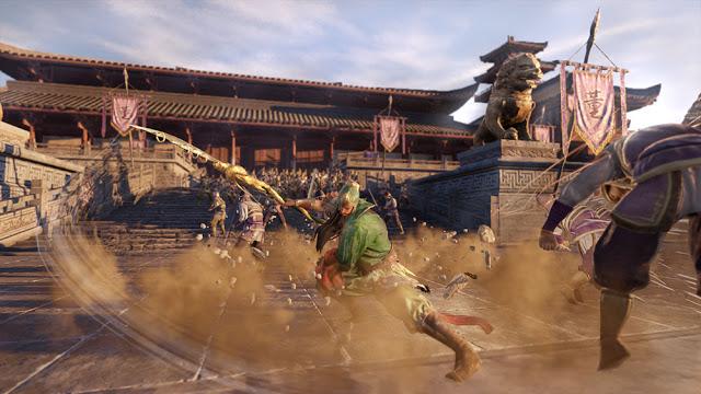 Dynasty Warriors 9 muestra nuevas imágenes e información relativa a su mundo, misiones... 5