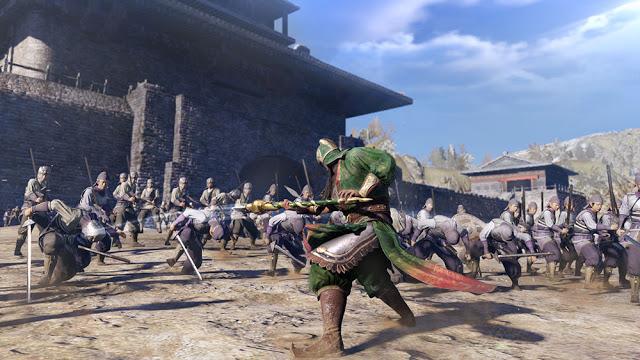 Dynasty Warriors 9 muestra nuevas imágenes e información relativa a su mundo, misiones... 6