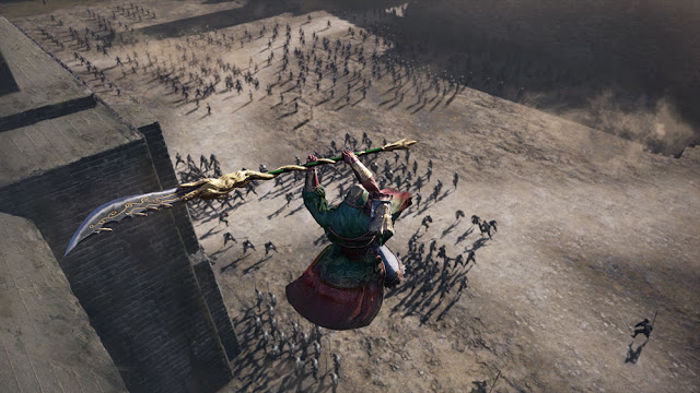 Dynasty Warriors 9 muestra nuevas imágenes e información relativa a su mundo, misiones... 7