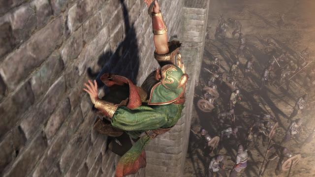 Dynasty Warriors 9 muestra nuevas imágenes e información relativa a su mundo, misiones... 8