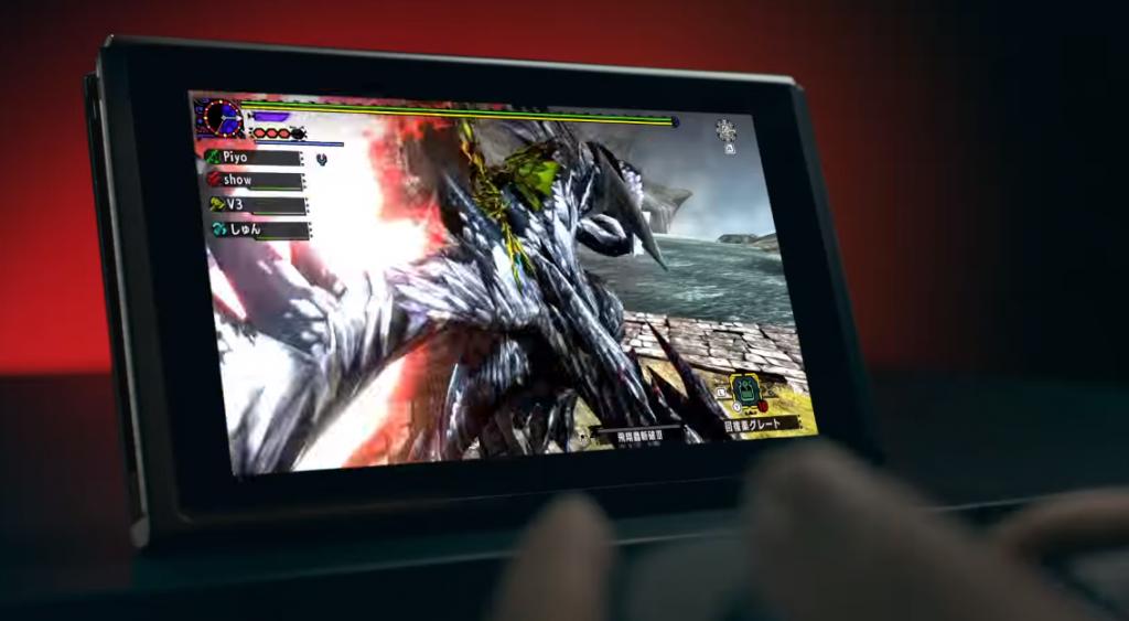 Monter Hunter XX se deja ver en Niintendo Switch: gameplay y fecha de lanzamiento 1