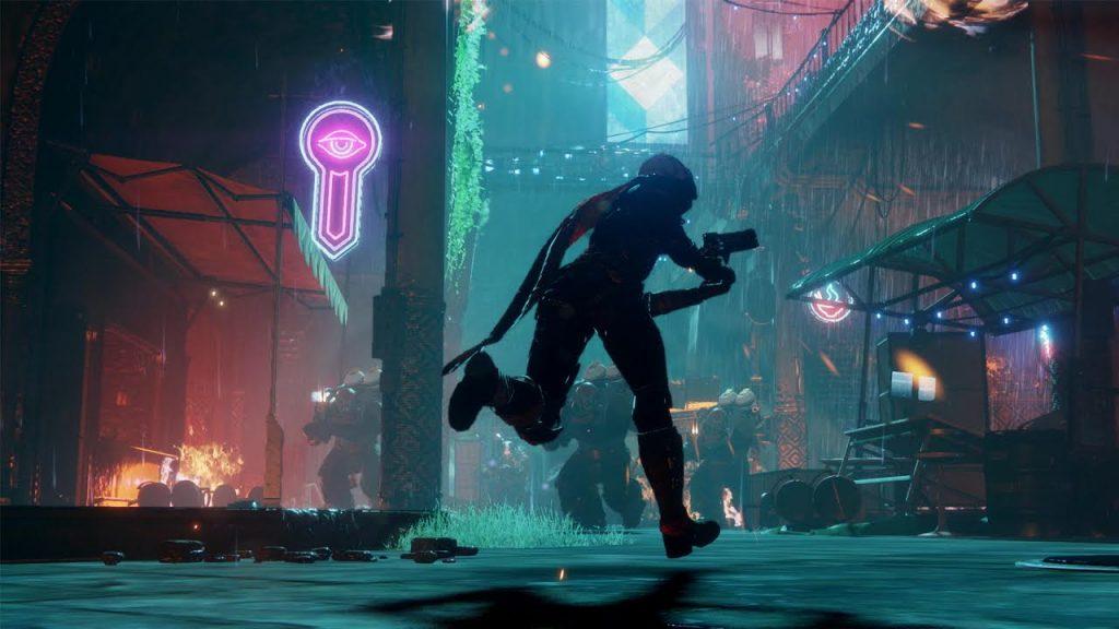 Se muestra el primer gameplay de Destiny 2 1