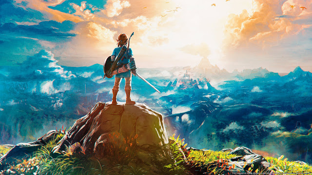 Zelda Breath of the Wild se actualiza, ya disponible en nueve idiomas 1