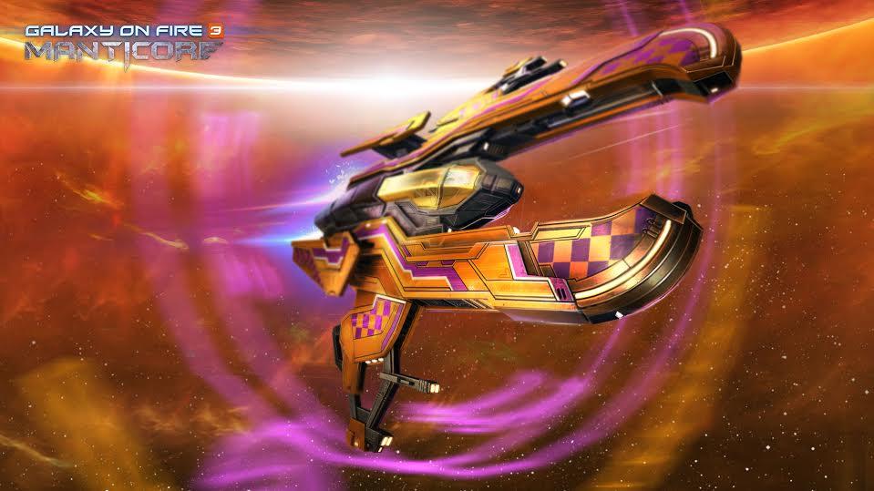 Galaxy on Fire 3- Manticore se actualiza con un modo evento 1