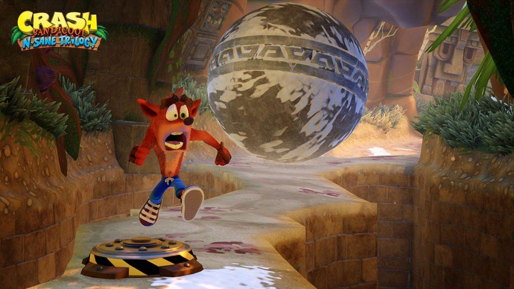 Activision está experimentando con Crash, futuras posibles obras a la vista 1