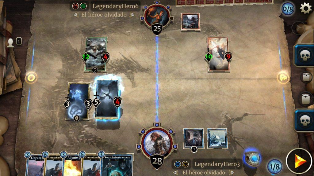 The Elder Scrolls: Legends ya disponible en teléfonos móviles 1
