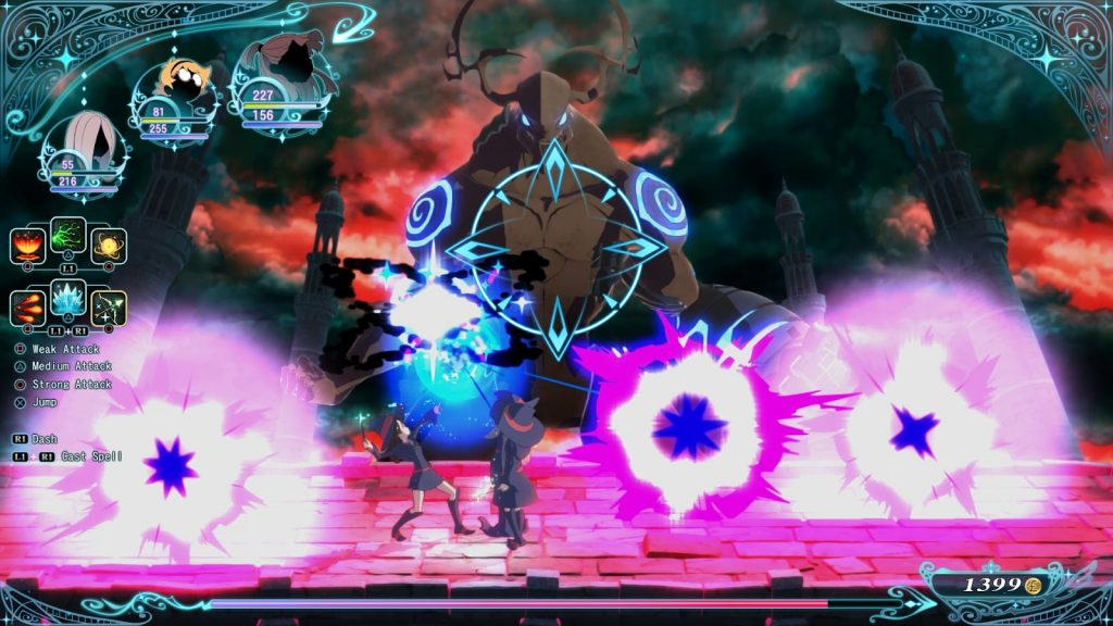 Little Witch Academy: Chamber of Time llegará a Occidente en 2018 1