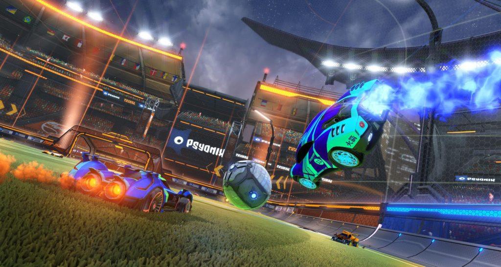 Ya no se reiniciará el rango de competitivo de Rocket League 1