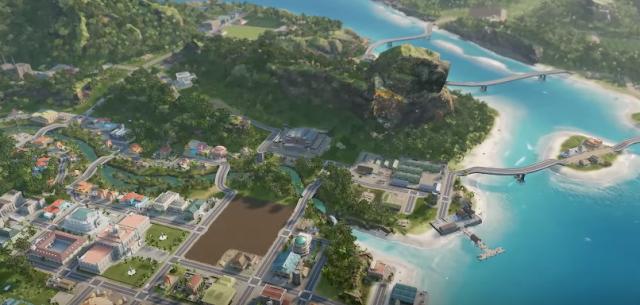 Tropico 6 se luce en la Gamescom 1