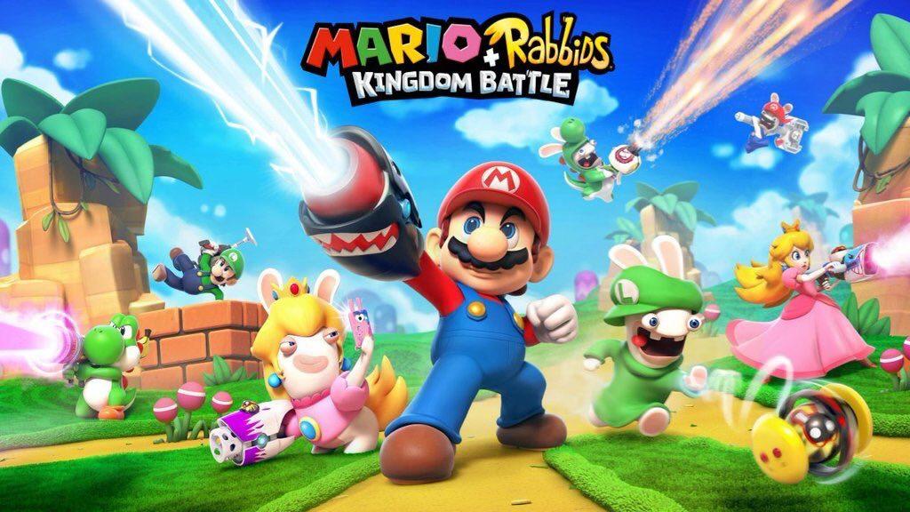 Mario + Rabbids Kingdom Battle muestra nuevo vídeo, El fantasma de la Bwahpera 1