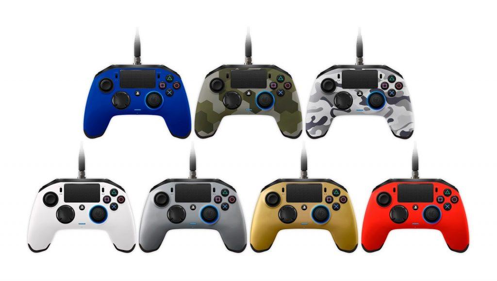Nacon Revolution Pro Controller anuncia siete nuevos colores 1