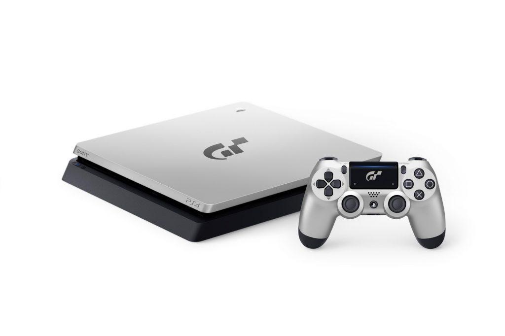 Se anuncia PlayStation 4 de edición limitada de Gran Turismo Sport 1
