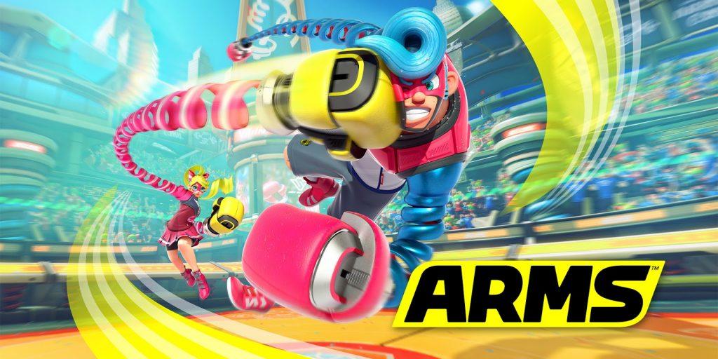 ARMS confirma y presenta una nueva luchadora 1