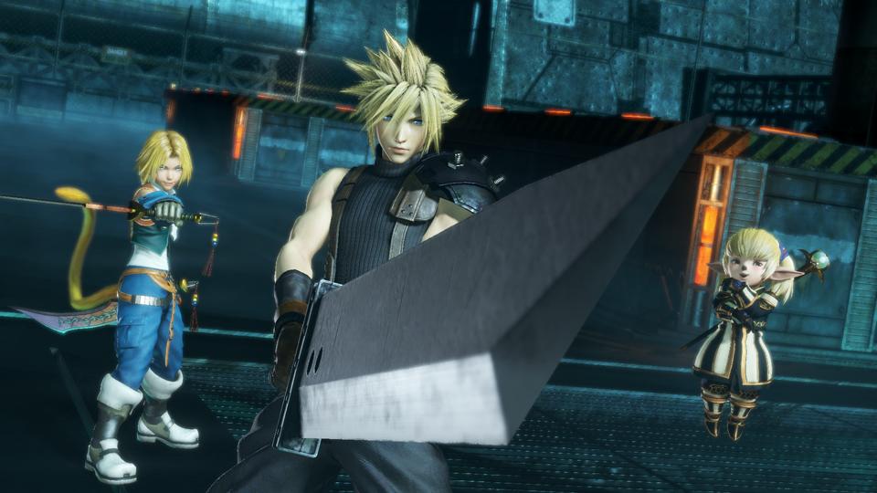 Consigue la beta cerrada de Dissidia Final Fantasy NT con GAME 1