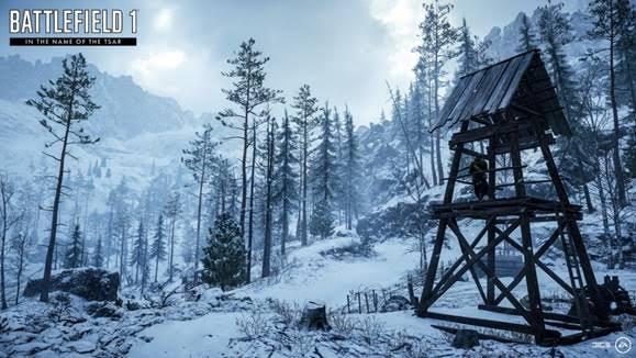 In the Name of the Tsar se lanzará el 5 de septiembre en Battlefield 1 1