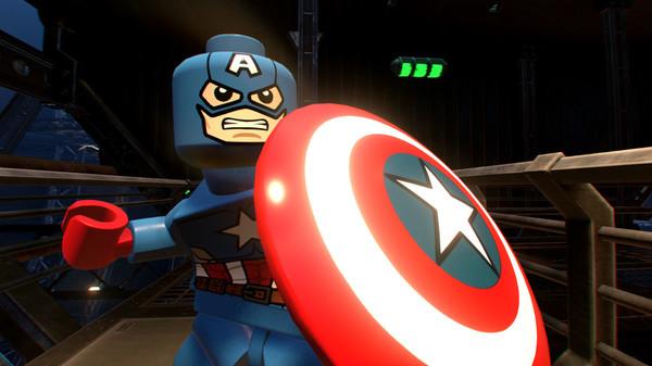 LEGO Marvel Super Heroes 2 presume de localizaciones en Chronopolis 1