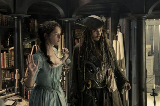 Piratas del Caribe podría no tener más lanzamientos y ser cancelada 1