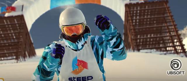 Steep: Camino a las olimpiadas ya disponible 1