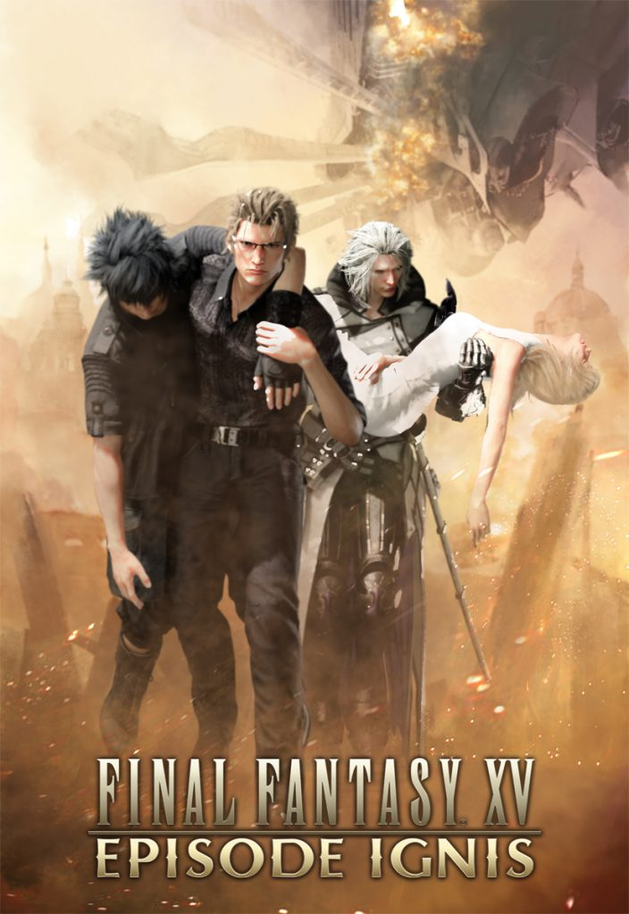 Ya disponible el Episode Ignis de Final Fantasy XV 1