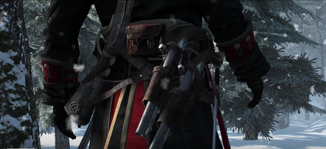 Assassin's Creed Rogue Remastered se anuncia para el 20 de marzo 1