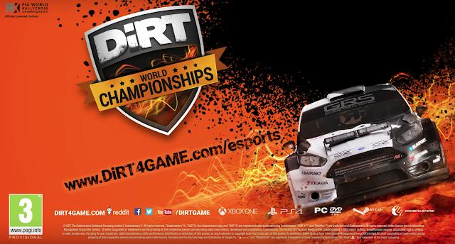 Anunciado el campeonato mundial DiRT World Championships 1