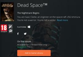 Dead Space gratis para PC 5