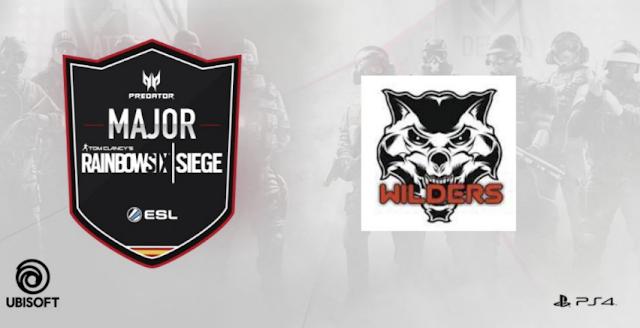 VAMOSS y Wilders ganan la Predator Rainbow Six Siege Major 1