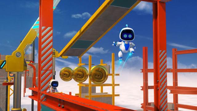 Sony anuncia Astrobot para PlayStation VR 1