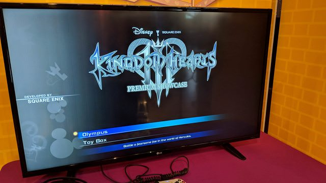 Se filtran imágenes in-game de Kingdom Hearts III: ¿Rompe Ralph? 6
