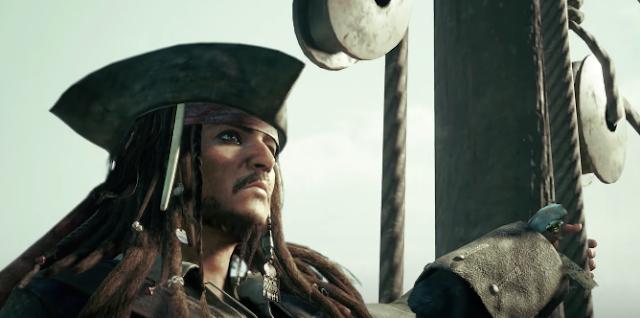 Piratas del Caribe se confirma como mundo de Kingdom Hearts III 1