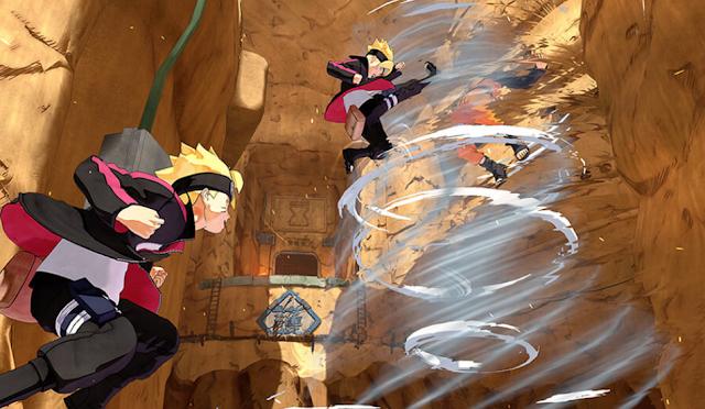 Naruto to Boruto: Shinobi Striker fecha su próxima beta abierta 1