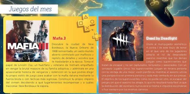 Desvelados los juegos de PlayStation Plus de agosto 2018 1