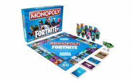 En Octubre podremos jugar a Fornite en el Monopoly 2