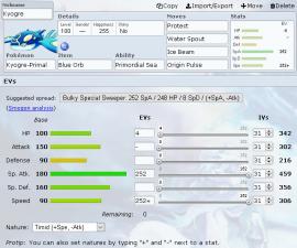Análisis Pokémon VGC 2016: Kyogre 7