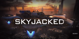 Skyjacked, próximo mapa en Call of Duty: Black Ops 3 7